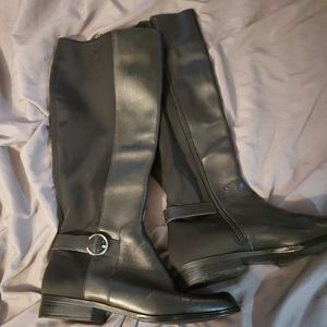 Nine West riding boots